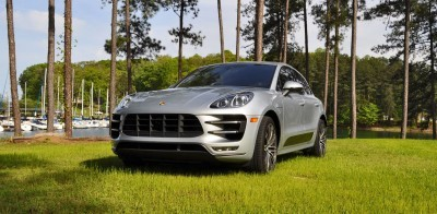 2015 Porsche Macan Turbo Review 82