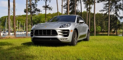 2015 Porsche Macan Turbo Review 83