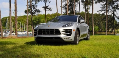 2015 Porsche Macan Turbo Review 84