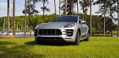2015 Porsche Macan Turbo Review 85
