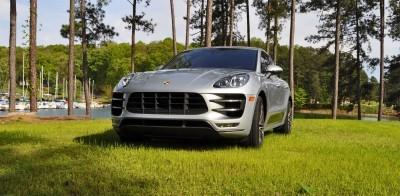 2015 Porsche Macan Turbo Review 86