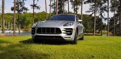 2015 Porsche Macan Turbo Review 87