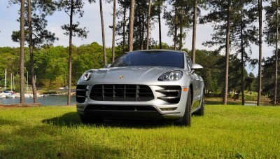 2015 Porsche Macan Turbo Review 88