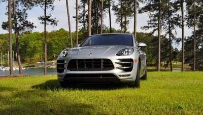 2015 Porsche Macan Turbo Review 89