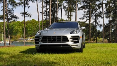 2015 Porsche Macan Turbo Review 90