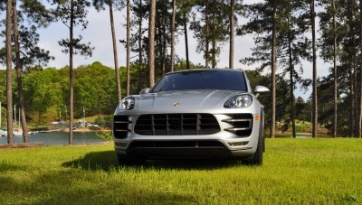 2015 Porsche Macan Turbo Review 91