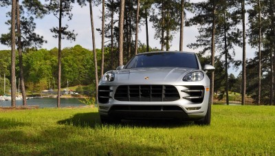 2015 Porsche Macan Turbo Review 92