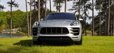 2015 Porsche Macan Turbo Review 93