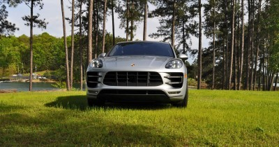 2015 Porsche Macan Turbo Review 94
