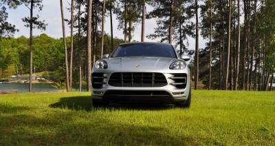 2015 Porsche Macan Turbo Review 95