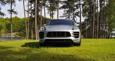 2015 Porsche Macan Turbo Review 96