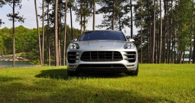 2015 Porsche Macan Turbo Review 97