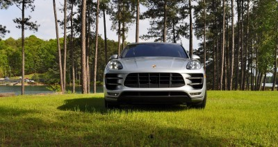 2015 Porsche Macan Turbo Review 98