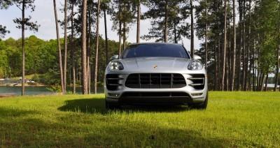 2015 Porsche Macan Turbo Review 98