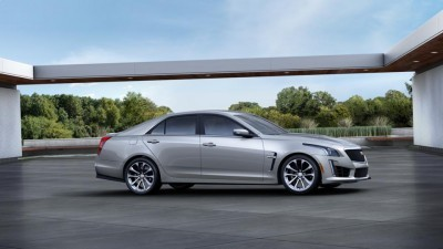 2016 Cadillac CTS-V Colors 1