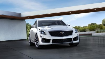 2016 Cadillac CTS-V Colors 10