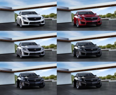 2016 Cadillac CTS-V Colors 10-tile