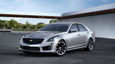 2016 Cadillac CTS-V Colors 5