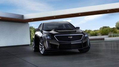 2016 Cadillac CTS-V Colors 9