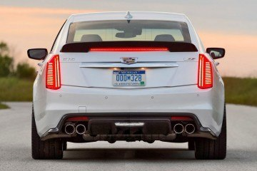 2016 Cadillac CTS-V in 50 New Pics + Colors, Wheels, Options and Pricing
