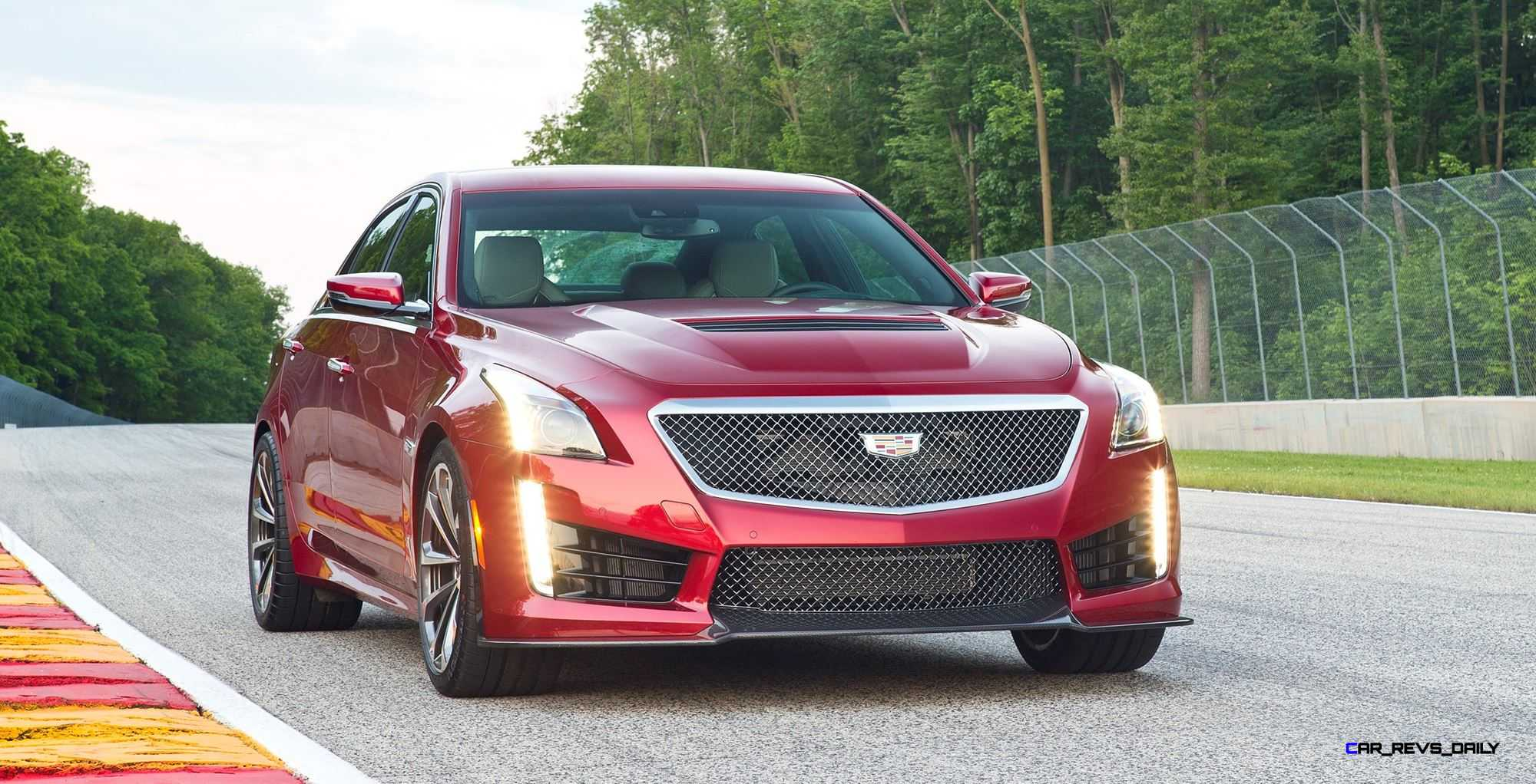 2016 cadillac cts v in 50 new pics colors wheels options and pricing car revs. Black Bedroom Furniture Sets. Home Design Ideas