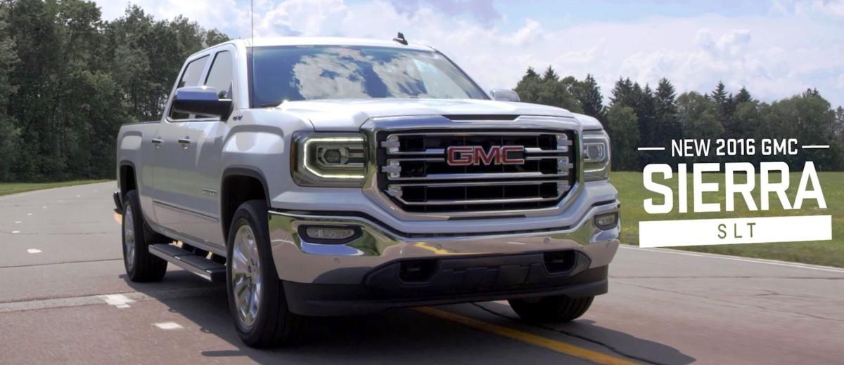2016 GMC Sierra 12