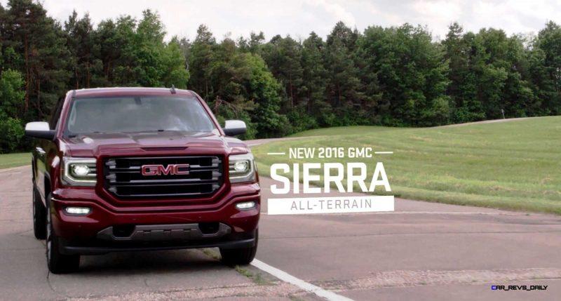 2016 GMC Sierra 13