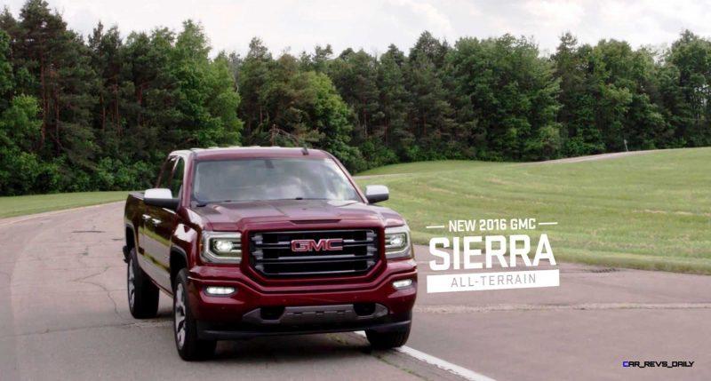 2016 GMC Sierra 15