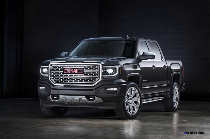 "GMC's best-selling truck has great momentum, coming off its best June since 2006, and 12 consecutive months of year-over-year sales gains.  With exterior styling as its top reason for purchase, the new truck adds key design elements: LED ""C-shaped"" signature daytime running lights and LED headlights; new front fascia and grilles for each trim level; new LED fog lamps; new bumpers; and new ""C-shaped"" LED taillights. The new Sierra will be available in the fourth quarter of this year, with additional details and information on the new model released in the coming months."