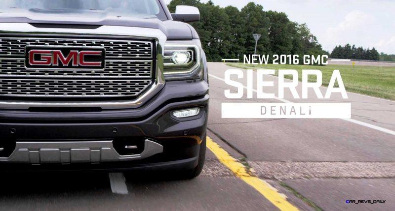 2016 GMC Sierra 9