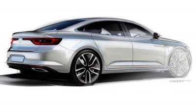 2016 Renault Talisman 1