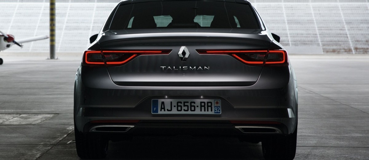 2016 renault talisman for Future interieur