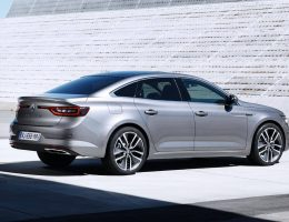 2016 Renault TALISMAN Is All-New French Flagship Saloon