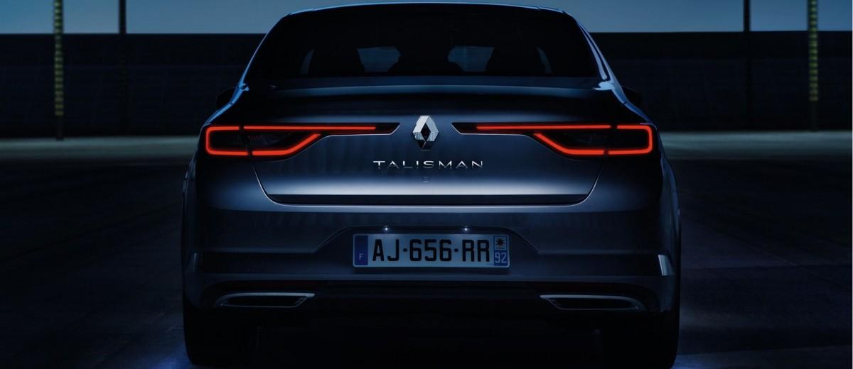 2016 Renault Talisman 24