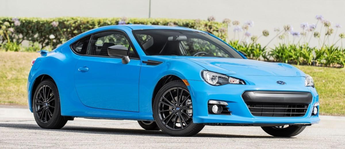 2016 Subaru Series
