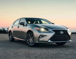 2016 Lexus ES350 and ES300h Revealed In US-Spec With Fresh Nose, Tail + Updated Wheels, Paints and Cabins