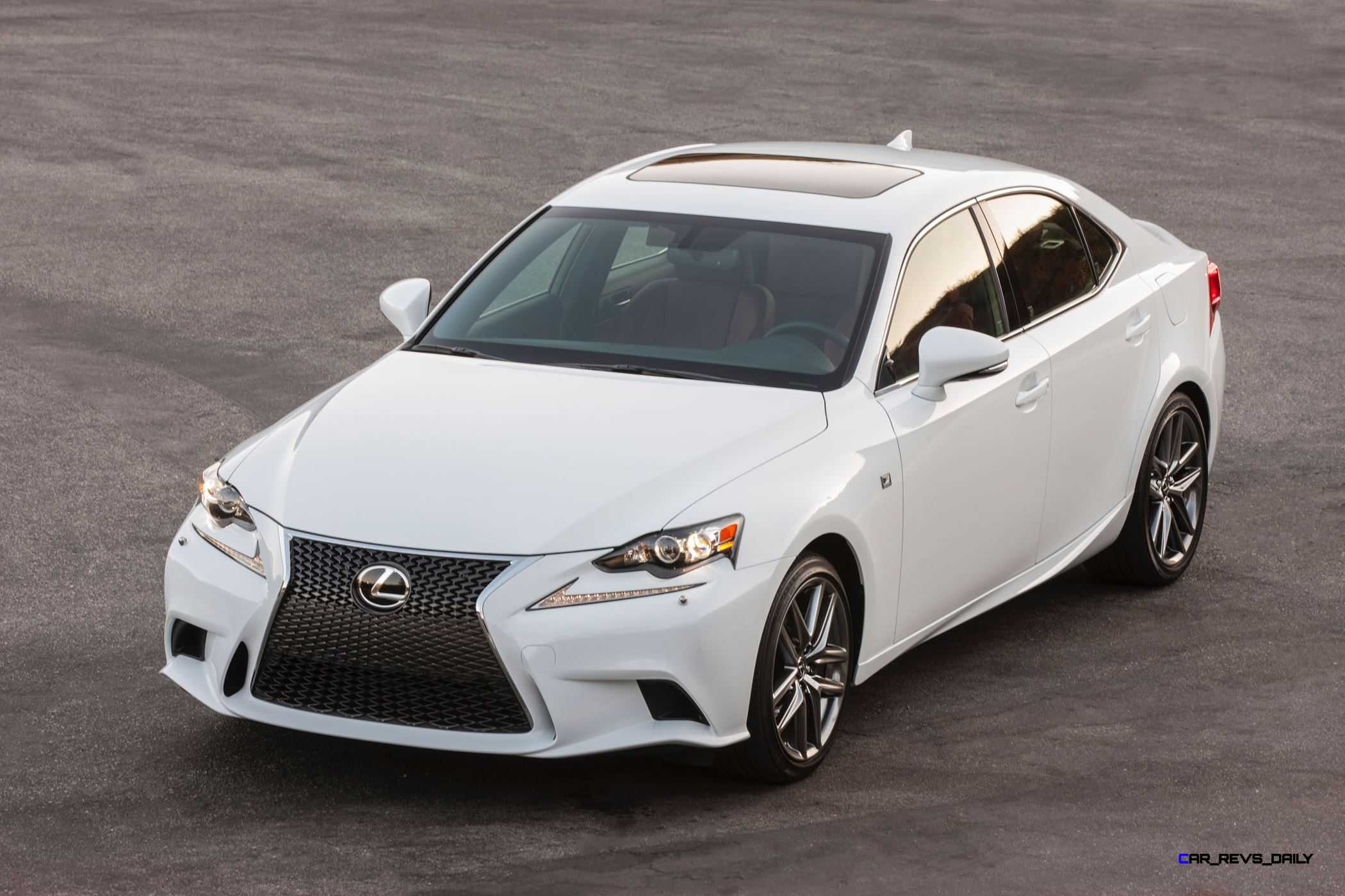 2016 lexus is200t and is300 awd join refreshed range with f sport packs. Black Bedroom Furniture Sets. Home Design Ideas