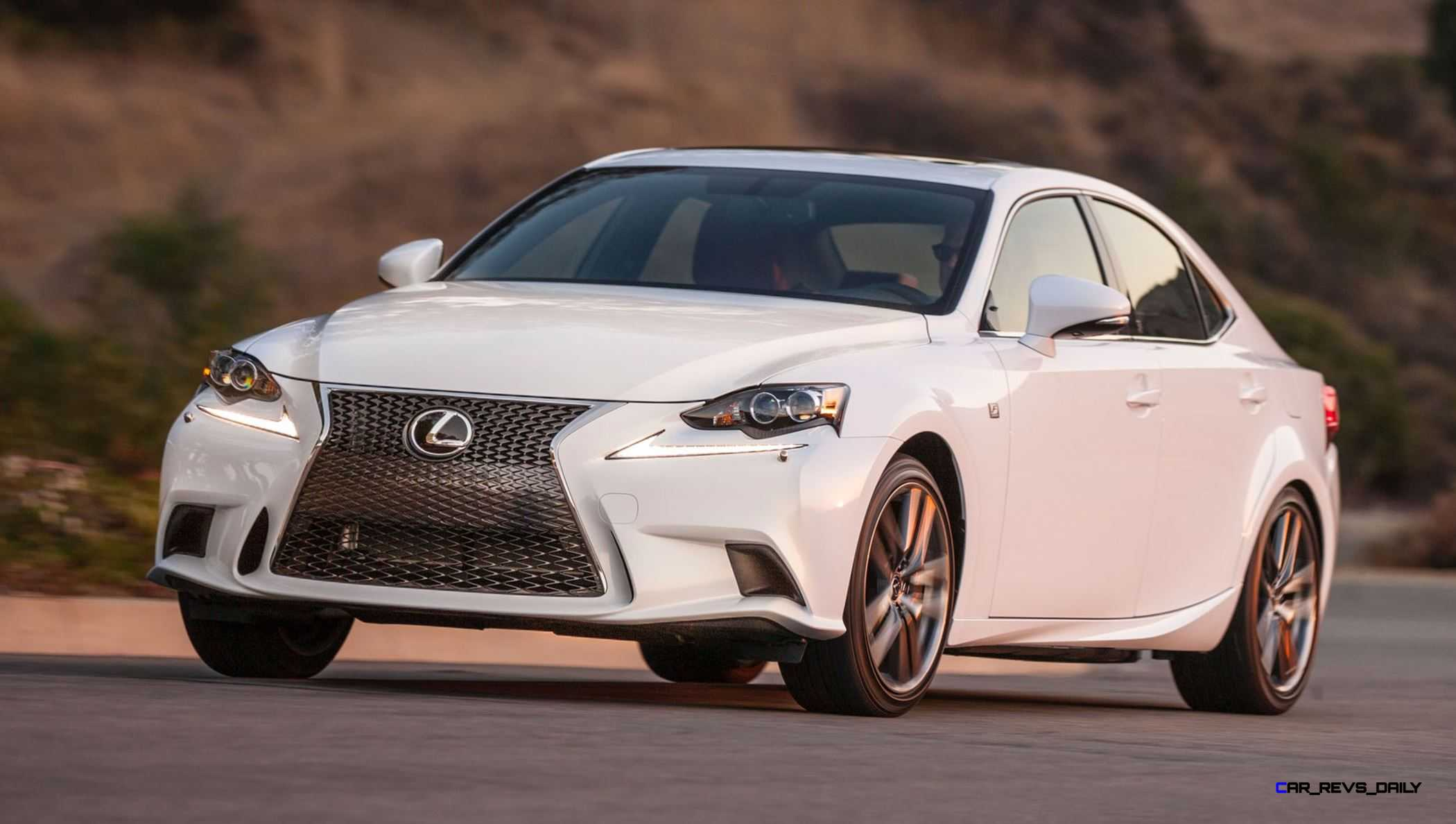 2016 lexus is200t and is300 awd join refreshed range with f sport packs
