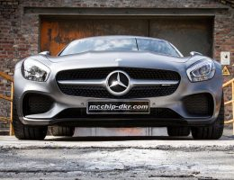 McChip-DKR Boost Maps for AMG GT and GT-S Deliver PnP 590HP