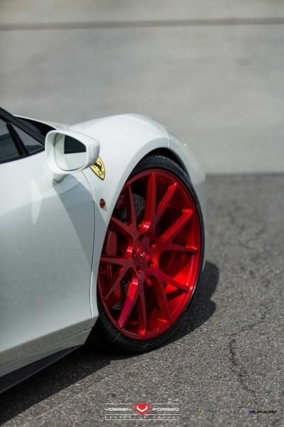 Ferrari 458 Italia - Vossen Forged Precision Series VPS-306 -_18090275784_o