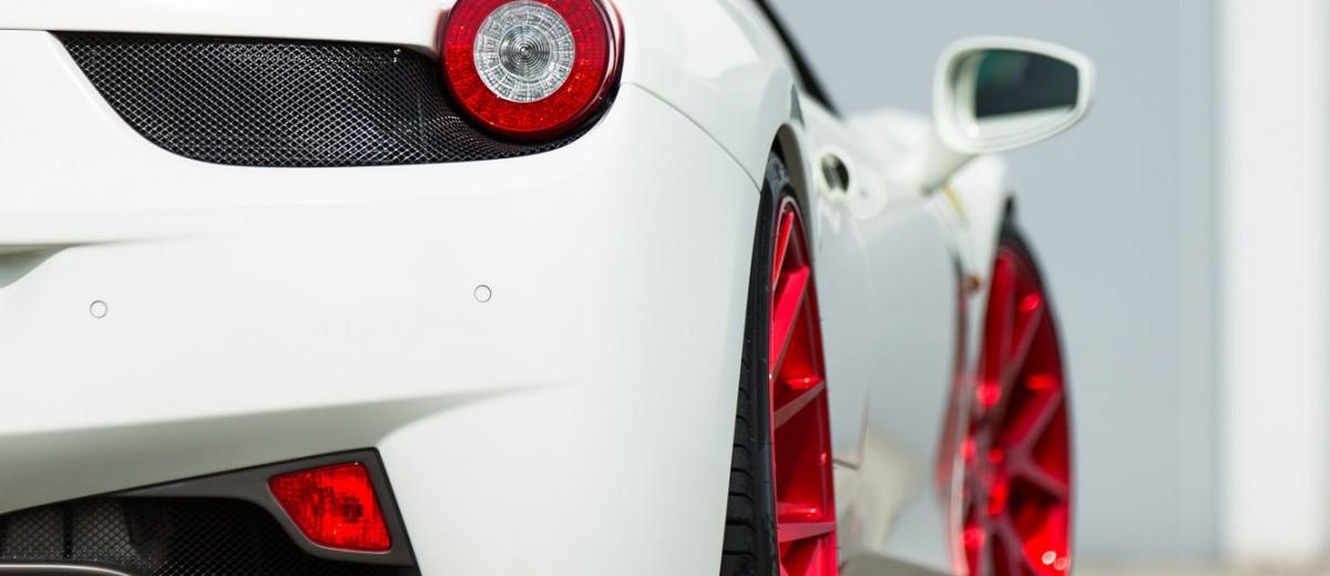 Ferrari 458 Italia - Vossen Forged Precision Series VPS-306 -_18092269023_o
