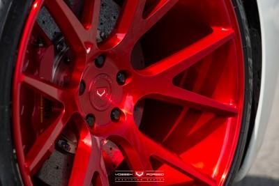 Ferrari 458 Italia - Vossen Forged Precision Series VPS-306 -_18092279623_o