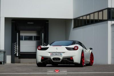 Ferrari 458 Italia - Vossen Forged Precision Series VPS-306 -_18525135028_o