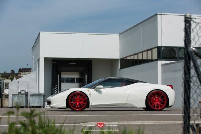 Ferrari 458 Italia - Vossen Forged Precision Series VPS-306 -_18525144338_o