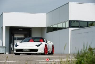 Ferrari 458 Italia - Vossen Forged Precision Series VPS-306 -_18525149078_o
