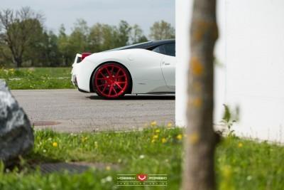 Ferrari 458 Italia - Vossen Forged Precision Series VPS-306 -_18525232160_o