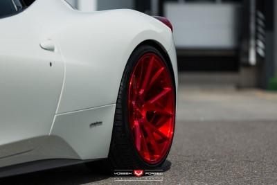 Ferrari 458 Italia - Vossen Forged Precision Series VPS-306 -_18525249390_o