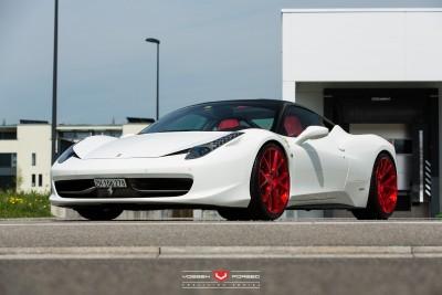 Ferrari 458 Italia - Vossen Forged Precision Series VPS-306 -_18525250780_o