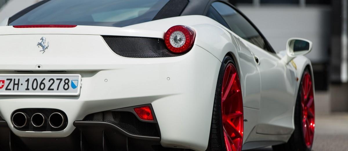 Ferrari 458 Italia - Vossen Forged Precision Series VPS-306 -_18526720459_o