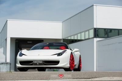 Ferrari 458 Italia - Vossen Forged Precision Series VPS-306 -_18526725649_o